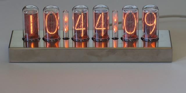 Martin's Atelier: A NTP driven Nixie Clock